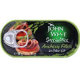 John West Anchovies Olive Oil 50g