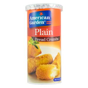American Garden Plain Bread Crumbs 283g