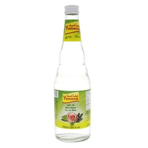 Yamama Rose Water 750ml
