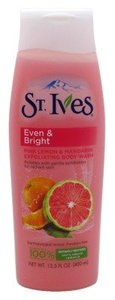 St.Ives Body Wash Even & Bright Pink Lemon & Mandarin 400ml