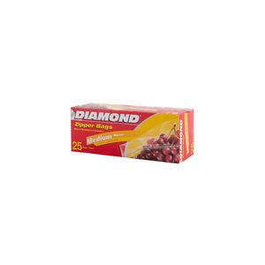 Diamond Storage Bags Medium 25s