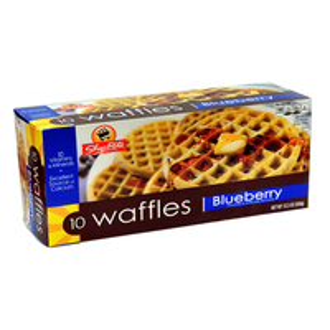 Shop Rite Waffles Blueberry 350g