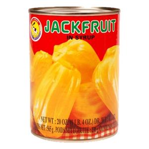 Tep Tip Jackfruit In Syrup 24x565g