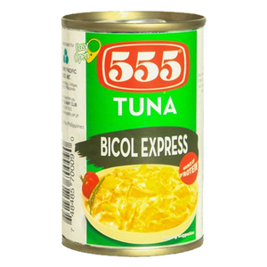 555 Tuna Flakes Bicol Express 155g