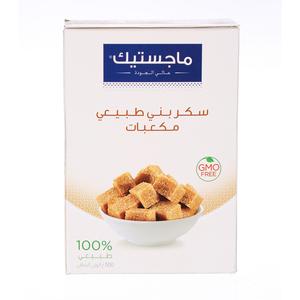 Majestic Brown Sugar Cubes 500gm