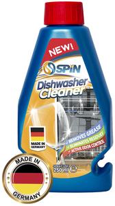 Spin Dishwasher Cleaner 250ml