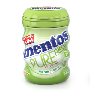 Mentos Pure Fresh Lime Mint 56g