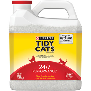 Purina Tidy Cats 24/7 Performance Clumping Cat Litter 6.35kg