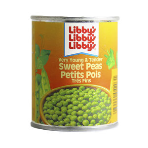 Sweet Garden Peas 24 x 241 g