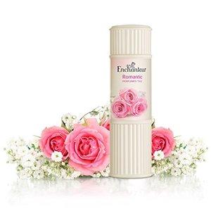 Enchanteur Romantic Perfumed Talc 125g