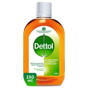 Dettol Disinfectant Antiseptic Liquid 250ml