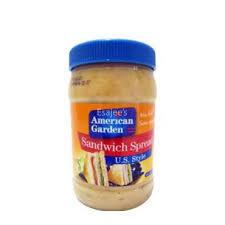 American Garden U.S Sandwich Spread 473ml