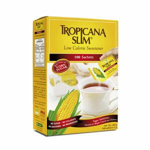 TROPICANA SLIM LOW SWEETNER 100s