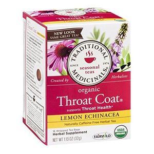 Throat Coat Lemon Echinacea 16