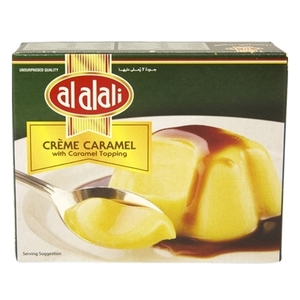 Al Alali Cream Caramel 70gm