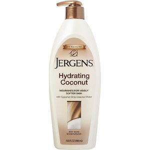 Jergens Hydrating Cocunut Dry Skin Moisturizer 400ml