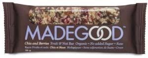 Chia & Berri Raw Fruit Nut Bar 36g