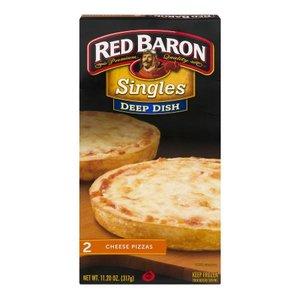 R/B Deep Dish Singles 2 Four C/Pizza 317gm