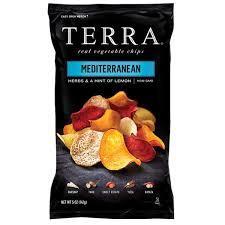 Terra Chips Mediterranean 141g