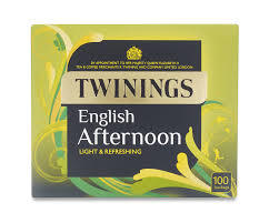 Twinings Gold Line English Afternoon Tea Bag 25s