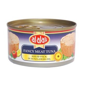 Al Alali Fancy Meat Tuna In Sunflower Oil 170gm