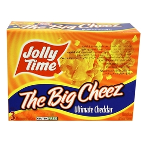 Jolly Time The Big Cheez 10.5oz