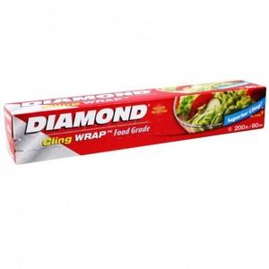 Diamond Cling Wrap 24 X30 Cm 300ft
