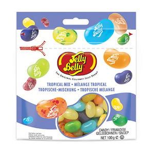 Jelly Belly Tropical Mix 100g