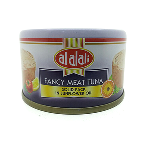 Al Alali Fancy Meat Tuna Solid Pack In Sunflower Oil 85gm