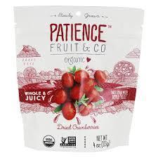 F Dor Organic Dried Cb With Apple Juice 113gm