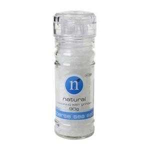 Natural Coarse Sea Salt Grindr 90gm