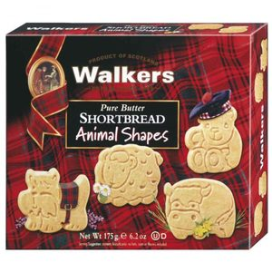 Walkers Sb Animal Shapes 175g