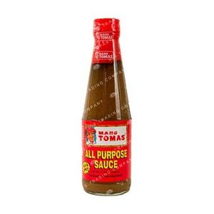 Mang Tomas Hot Spicy Sauce 330g