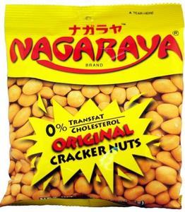 Nagaraya Original  Cracker Nuts 160g