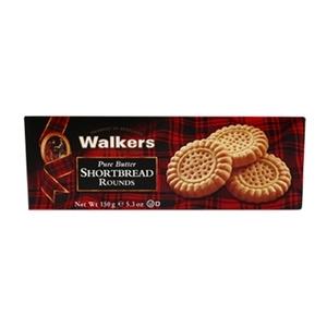 Walke S.Bread Rounds Bx 150 Gm 150g