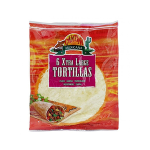 Tortilla Bread Mexico Kitchen 360g