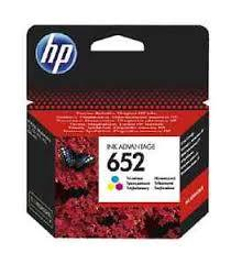 Hp Catridge 652 Color 1pcs