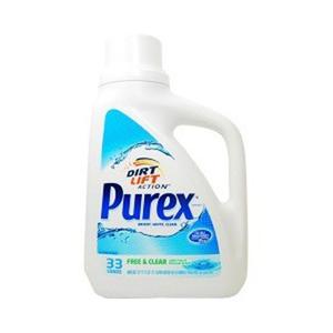 Purex Ult Conditioner Free & Clear 50oz
