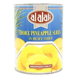 Al Alai Choice Pine Apple Slices 567gm