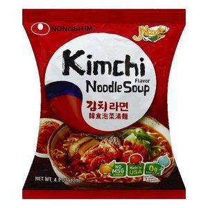 Nongshim Noodle Kimchi Ramen 180gm