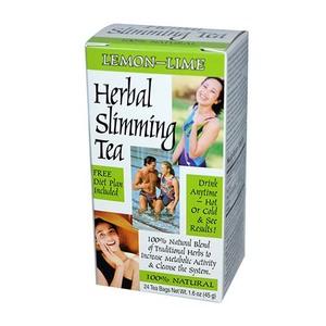Herbal Sliming Tea Lemon Lime 45gm