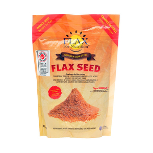 Flax Golden Roasted Flax seed 425g