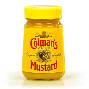 Colmans Eng Mustard Jar 170gm