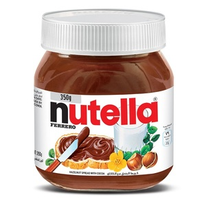 Nutella Hazelnut Spread with Cocoa 350g