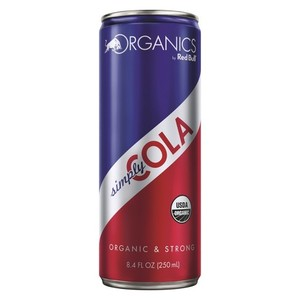 Organics Simply Cola 250ml