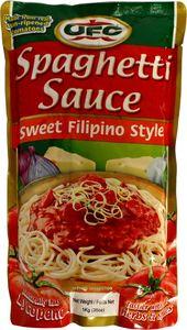 Ufc Spaghetti Sauce Sweet Filipino Blend 1kg