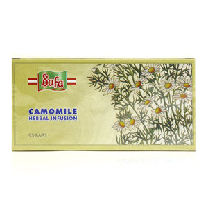 Safa Camomile Tea Bag 25x2gm