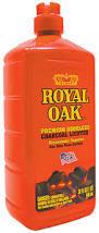 Royal Oak Charcoal Lighter 16oz