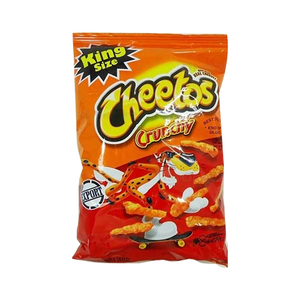 Cheetos Crunchy Cheese Flavoured Snacks King Size 99 .2g