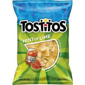 Tostitos Hint Of Lime 283.5g